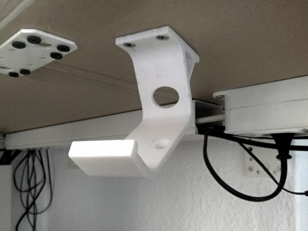 xbox one controller mount created with 3D printing